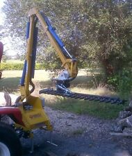 CITRAX TRIMMY HEDGE / VERGE CUTTER FOR COMPACT TRACTORS FINGER BAR OR FLAIL HEAD