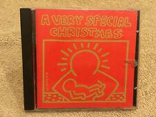 A Very Special Christmas Special Olympics *Rare Back Door Santa* CD 87 Playgrade