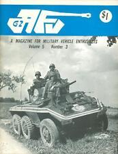 AFV-G2 V5 N3 PANZER-AUFKLARUNGS-KOMPANIE VW KUBELWAGEN / M8 ARMOURED CAR / GUDER