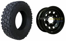 Ranger 6 Car Wheels with Tyres
