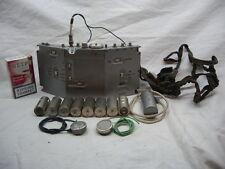 "USSR Russian SPY KGB Portable  Radio Transmitter  finder ""Owl"" (Сова) Super Rare"