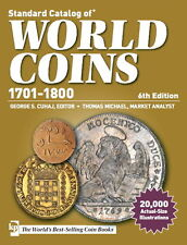 Standard Catalog of World Coins 1701-1800 6th Edition PDF Catalog