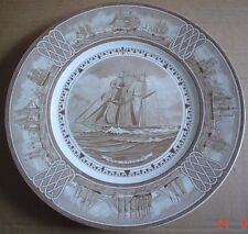 Wedgwood Ltd Edition DOS AMIGOS From THE AMERICAN SAILING SHIP PLATES