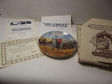 "1986 Knowles ""Oklahoma"" Fine China Free Shipping"