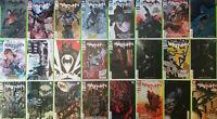 Batman Vol.3 (Rebirth) #32-88 First Prints - Variants - Annuals - Convention DC