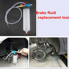 Brake Bleeder One Man Type, Hydraulic Clutch Fluid Bleeding Kit FREE PICK UP