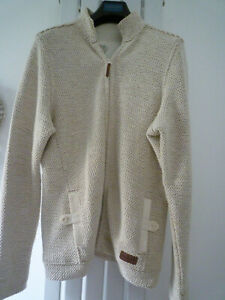 Weird Fish Knitted Jacket Size 18