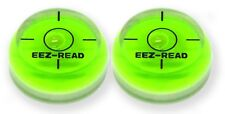 30mm x 12mm Bullseye Bubble Level EEZ-READ  Pack of 2 with free shipping