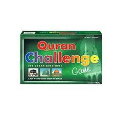 NEW QURAN CHALLENGE GAME GOODWORD ISLAMIC CHILDREN BOARD GAMES EID GIFT FREE P&P
