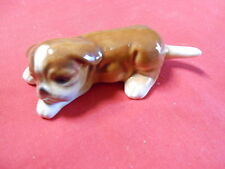 Real Cute Vintage GOEBEL W.Germany BOXER Puppy Dog Figurine.................SALE