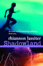Shadowland: Rights of Passage,Rhiannon Lassiter,New Book mon0000011808