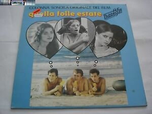 Quella folle estate - LP 1981