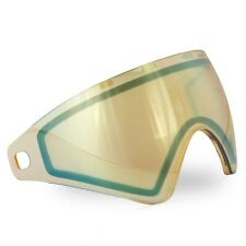 Bunkerkings VIO CMD Paintball Goggle / Mask Replacement Lens - HD Gold