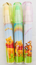 Disney Winnie The Pooh 3 Eraser Erasers Party Favors