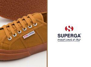 Superga 2750 Cotu, Sneaker Unisex COLOR YELLOW GOLDEN GUM TAGLIA 35