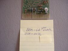 Gamewell/Fci Bcm-6A Used