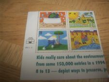US Stamp 2951-54 set of 4 MNH in a block