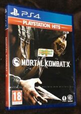 Mortal Kombat X Playstation 4 HITS PS4 NEW SEALED Free UK p&p UK Seller