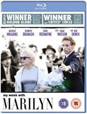 Michelle Williams, Emma Watson-My Week With Marilyn  Blu-ray NUEVO