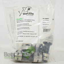 Sharkbite K418wp3 Evopex 1 X 34 X 1 Bag Of 3 Push To Connect Reducing Tee