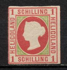 (YYAD 796) Heligoland 1867 MNH Mich 2 Scott 2 Helgoland