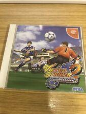 SEGA Dreamcast - Virtua Striker 2 (NEAR MINT) - JAPAN