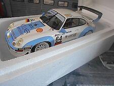 PORSCHE 911 993 GT2 1999 Le Mans #64 Konrad Giesse Kitchak GT Spirit Resin 1:18
