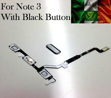 For Samsung Galaxy Note 3 Home Button Keypad Sensor Flex Cable Replacement Black