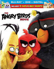 The Angry Birds Movie [Blu-ray/DVD/digital hd with slip cover
