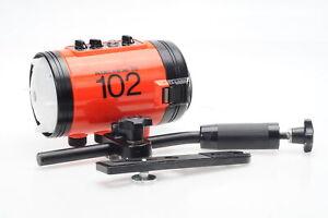 Nikon Nikonos SB 102 Underwater Flash SB102 #906
