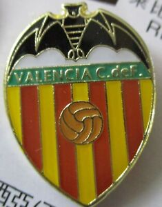 Valencia FC (Spain) UEFA Football Club Champion League 2019-20 Soccer Pin New