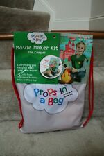 Props in a Bag Movie Maker Kit The Camper Theatric Toys *Plus Free App*