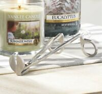 New Yankee Candle Wax Trimming Scissors Long To Trim Tall Candles Stainless NWT
