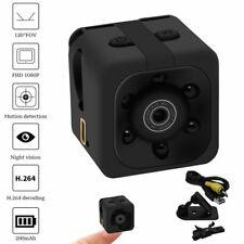 COP CAM Security Camera Hidden Video Motion Detection 32GB Card SQ11 Mini Cam ST