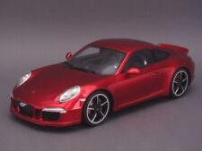1/18 GT Spirit Porsche 911 (991) Carrera S 2011 - Spielwarenmesse Nürnberg 2014