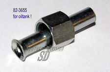 82-3655 f3655 f3182 Unit 650 500 & P/U TRIUMPH OIL SERBATOIO FILTRO ADATTATORE 1938-70