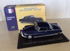 Citroën DS Coupé Le Dandy (1967), Neu und OVP, 1:43, Atlas Edition, 4656 131