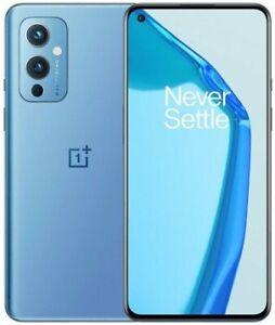 New OnePlus 9 5G LE2110 8GB/128GB Dual Sim - Arctic Sky Blue(CN Ver with Google)