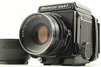 [Near MINT Hood] Mamiya RB67 Pro Film Camera Sekor NB 127mm F3.8 Lens From JAPAN