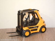 Fork Lift Gabelstapler Heftruck van Welly *6744