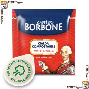 150 Cialde in Carta Caffè Borbone ESE 38 mm Miscela Rossa Red Rosso Filtrocarta