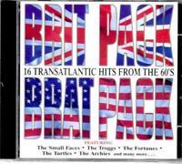 Various - Brit Pack Brat Pack (CD) (1996)