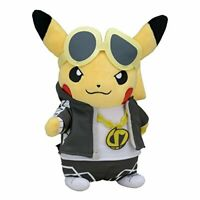 Pokemon Center Original Plush Doll Boss Pretend Pikachu S RR Japan Import