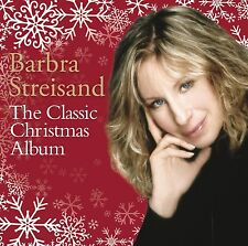 The Classic Christmas Album [2014] by Barbra Streisand (CD, Oct-2014) NEW
