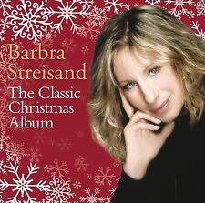 The Classic Christmas Album [2014] by Barbra Streisand (CD, Oct-2014) NEW