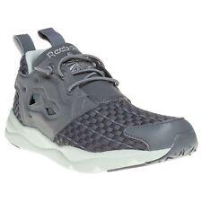 Reebok Classic Furylite Woven Women's Sneaker Trainers Grey V68869 7