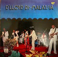 RARE LATIN POP PSYCH ROCK LP D'LLOYD DI MALAYSIA ORIGINAL MALAYSIA ANEKA BREAKS