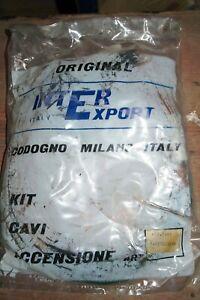 ALFA ROMEO  GIULIETTA 116 No 3441 SPARK PLUG CABLES NOS