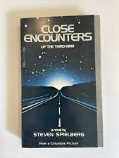 Close Encounters of the Third Kind Steven Spielberg (Vintage Paperback) 1st Prin