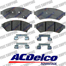 Disc Brake Pads Ceramic Front For Buick Allure Lacarosse Terraza Chevy Uplander